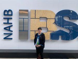 Betsy Sheppard at IBS 2020